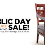 Big Republic Day Sale – PepperFry Get Upto 50% OFF and GEt Extra 10% Cashback