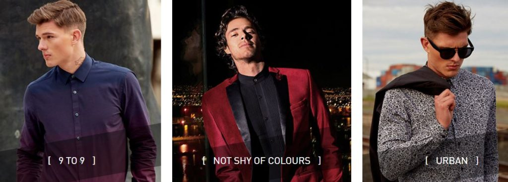 Blackberrys India premium menswear stores - 85% off