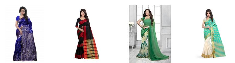 Buy Online indian designer bollywood sarees, fashion & wedding sarees, sari at Craftsvilla