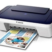 Canon Pixma E477 All-in-One InkJet Wifi Printer