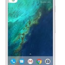 Google Pixel (Very Silver, 128 GB)