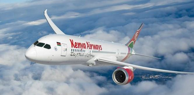 Kenya Airways Sale! Upto 40% discounted fares Ex Mumbai