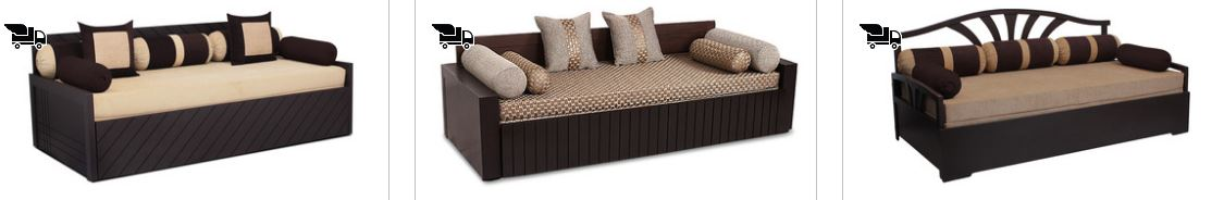 PepperFry Offers Upto 40% OFF on Sofa Cum Beds