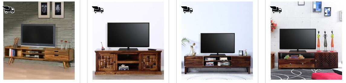 PepperFry Offers Upto 45% OFF on TV/Entertainment Units
