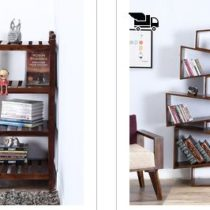 PepperFry Offers Upto 50% OFF on Book Shelves