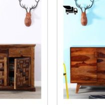 PepperFry Offers Upto 50% OFF on Cabinets & Sideboards