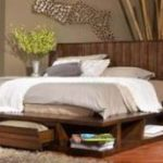 PepperFry Offers Upto 60% OFF on Queen size bed with storage