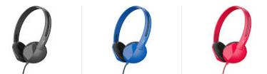 Skullcandy Anti Stereo Headphones @ 57% Discount off from flipkart