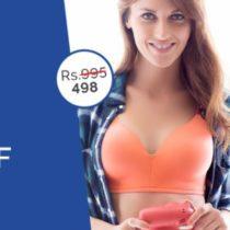 Buy 1 Get 1 Free – Buy Lingerie Online in India – Bra, Panties, Nightwear & Women Apparels