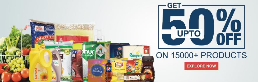 get 50% off on 15000 products