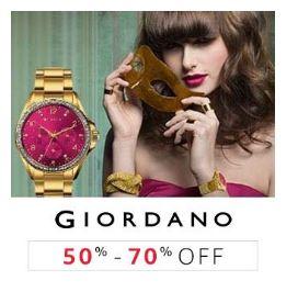 giordano - upto 50 to 70% off