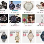 Upto 70% Off on Stylish Collection Of Watches from Amazon india