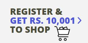Pepperfry Offer : Register & Get Coupons worth Rs. 10001 to Shop