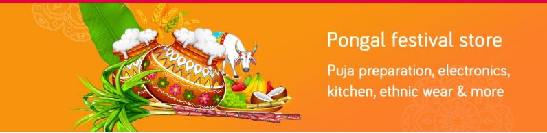 Latest Pongal Offers & Deals – 2017 from snapdeal.com