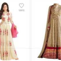 Dress materials , Buy unstitched dress materials online in india - Voonik