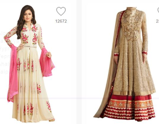 Dress materials , Buy unstitched dress materials online in india – Voonik Upto 90% OFF