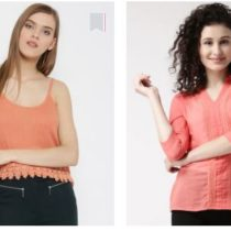 MYNTRA WOMEN T-SHIRTS, TOPS & TEES Up to 50% OFF