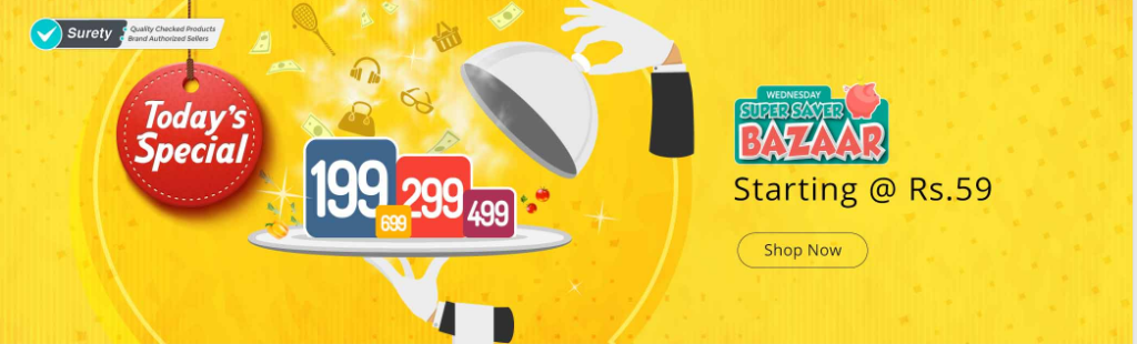 super saver bazaar sale