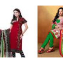 dress material for girls or women below Rs 100 or Rs 200
