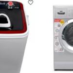 Buy Fully & Semi Automatic Washing Machines Online At Flipkart or Amazon india
