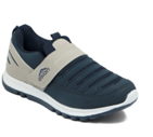 Asian Slip On Gray Sports Shoes on voonik.com for just Rs 499