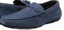 BATA Men's Svevo Blue Loafers - 7 UK India (41 EU)(8539003)