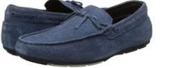 BATA Men's Svevo Blue Loafers - 7 UK India (41 EU)(8539003)