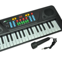 Battery Operated Melody Mixing Piano