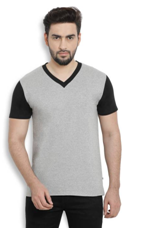 Billion PerfectFit Solid Men V-neck