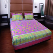 Bombay dyeing Bedsheet at 27% off on Flipkart