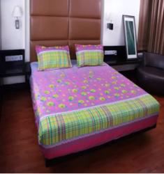 Bombay dyeing Bedsheet at 27% off on Flipkart