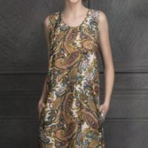 Crepe Printed Raceback Short nightwear with a designer neckline @ R 599