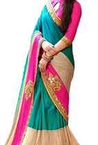 Designer Sari at 83% off