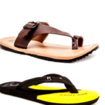 Elegant lightweight. Comfortable, daily wear slipper for men at just Rs 578