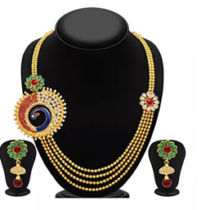 Fashion Jewellery at 70% off - set of earrings and necklaces