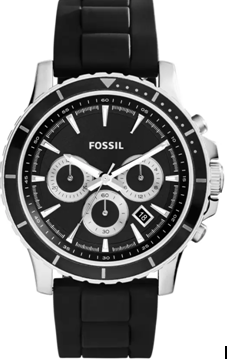 Fossils trendy analog wrist watch worth Rs. 7495 is being only at Rs. 3998 at Flipkart