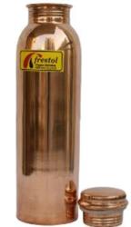 Frestol 1 L Plain copper bottle