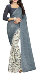 Georgette Party wear Sari at 70% off