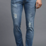 Grab Men's Jeans at a 59% discount only on Voonik.com