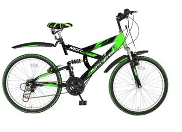 Hero Sprint Next 24T 18 Speed Mountain Cycle