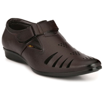 Imc men sandal now a top-notch buy on voonik.com at just Rs 499.