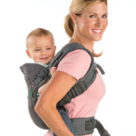 Infantino 4-In-1 Convertible Carrier – Light Grey on amazon.com at just Rs 2765