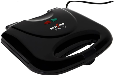 Kenstar Sandwich Maker (Black) now available on flipkart at just Rs 724