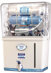 Kent ACE+(11036) 7 L RO + UF Water Purifier (White, Blue) on flipkart at just Rs 13499