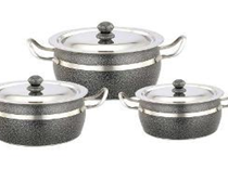 Klassic Vimal 6 Pcs Colour Pot Dish - VM069 now available on homeshop18 for just Rs 699.
