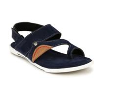 Lee Peeter Blue Casual Sandals