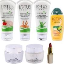 Lotus Herbals Skin CareKitworth