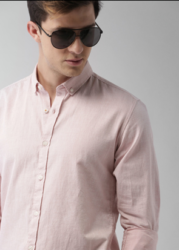 Mast & Harbour casual shirt being offered at 60% off