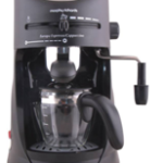 Morphy Richards Europa Espresso / Cappuccino 4 Cups Coffee Maker at just Rs 3899.