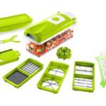 Nashware Multifunctional Dicer Plus Multi Purpose Chopper, Vegetable Cutter & Fruit Slicer for just Rs 499